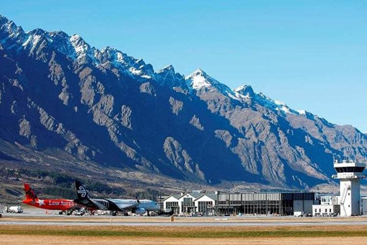 Queenstown airport preparing for busy winter season