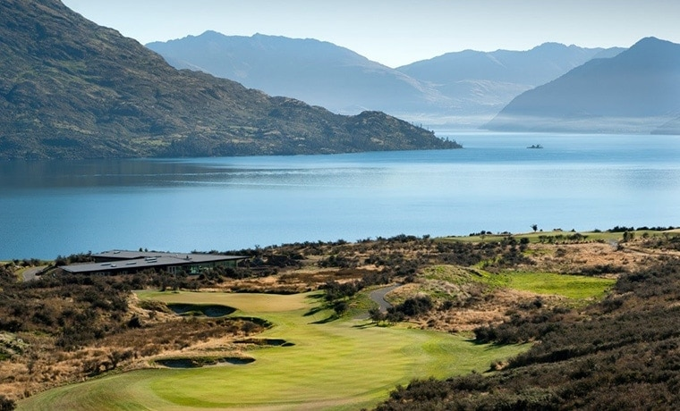 Queenstown The Spire Hotel Golf