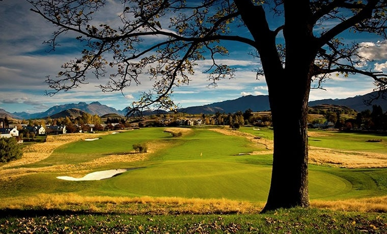 Golf Packages Queenstown